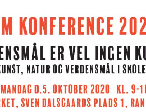 Se program og tilmeld dig BUM Konferencen 2020